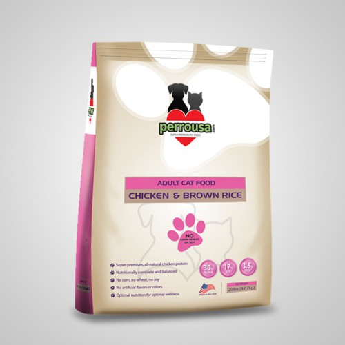 620. Adult Cat Food 20 lb. Bag