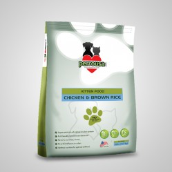 610. Kitten Food 20 lb. Bag