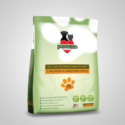 110. Chicken & Brown Rice (Everyday diet) 20 lb. Bag