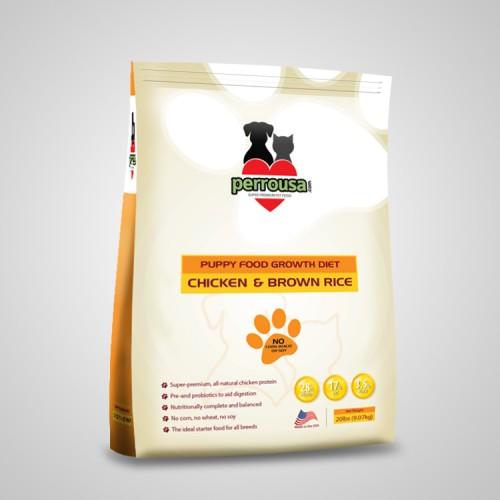 410. Chicken & Brown Rice (Puppy) 20 lb. Bag