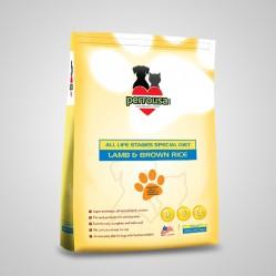 220. Lamb & Brown Rice (Sensitive) 20 lb. Bag
